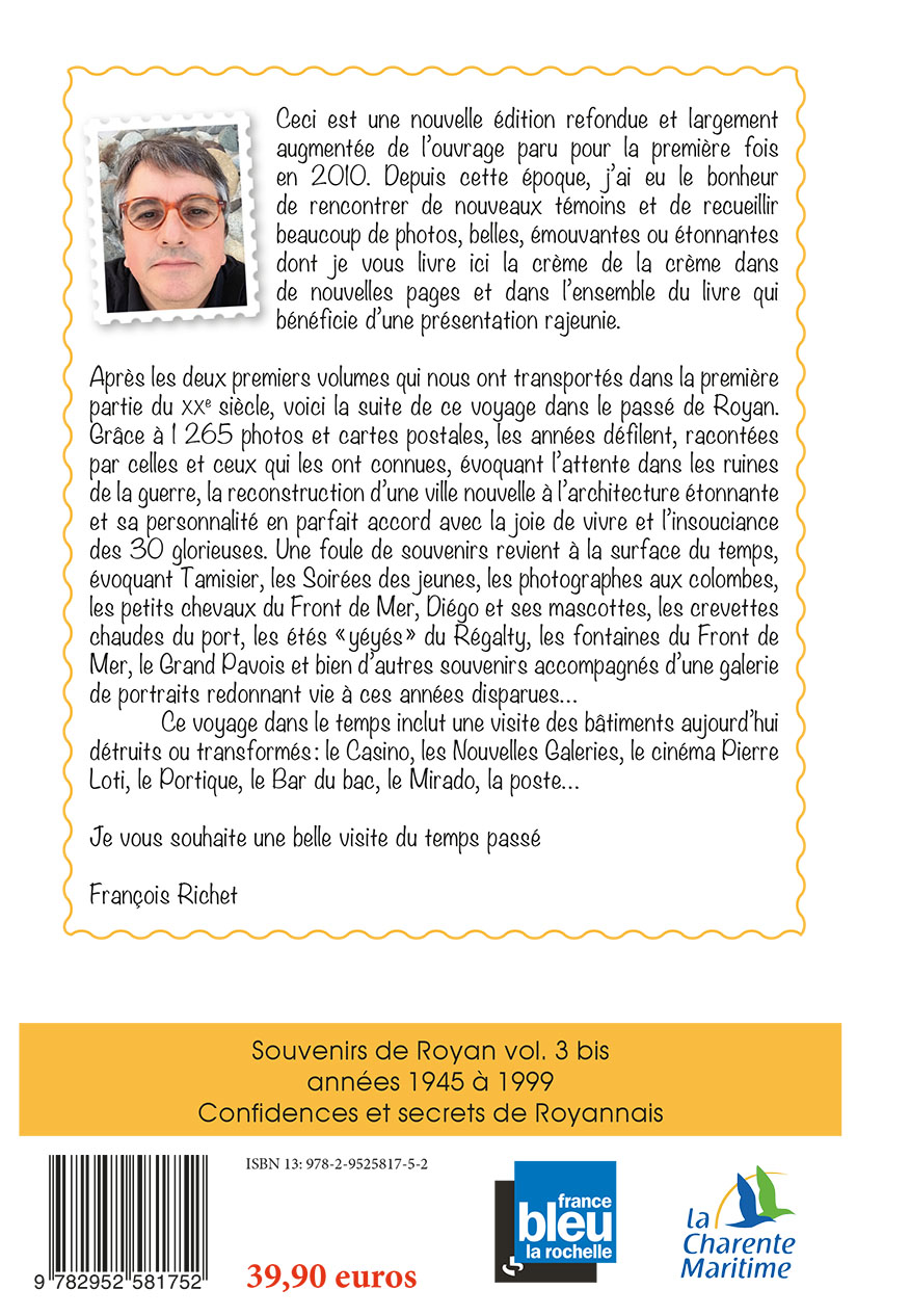 Souvenirs de Royan vol. 3 présentation