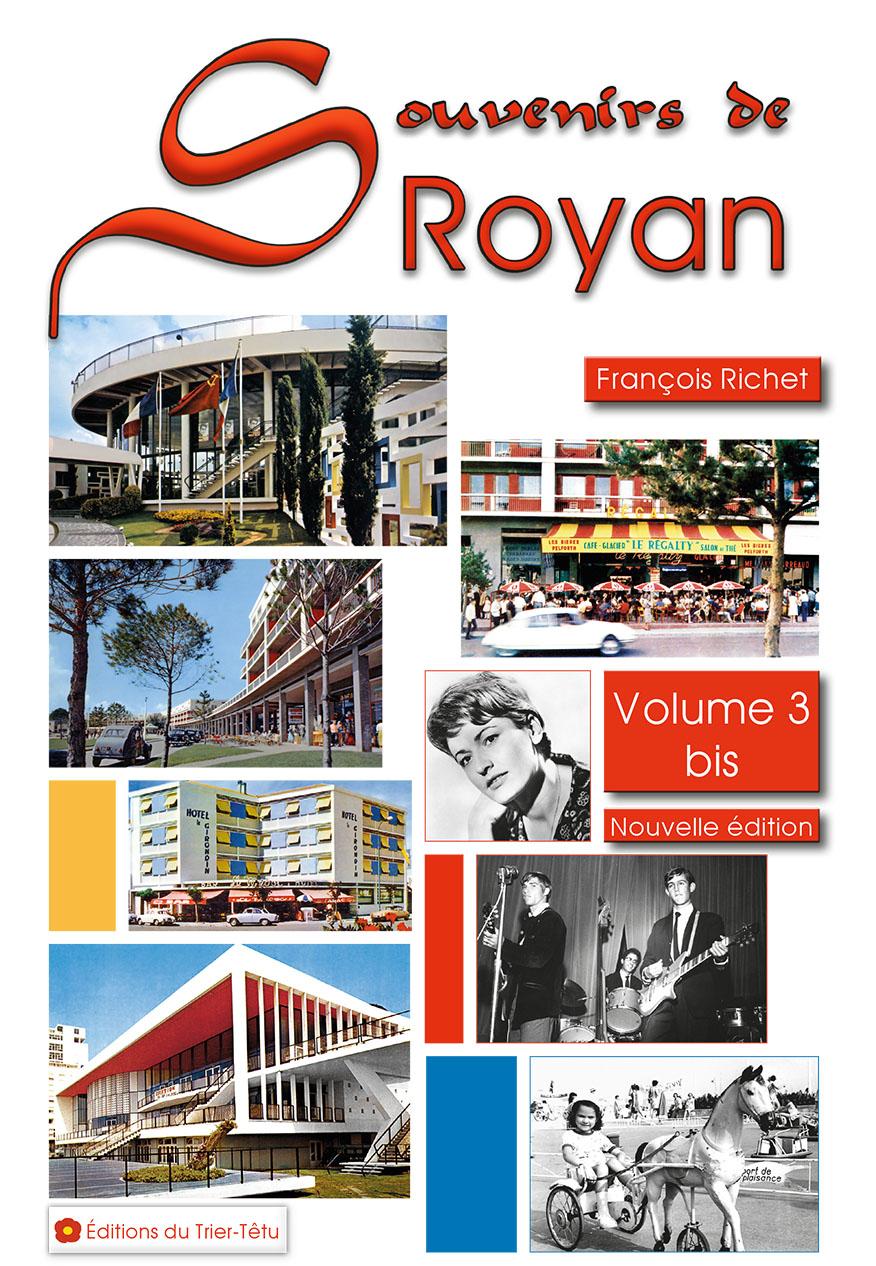 Souvenirs de Royan 3, couverture