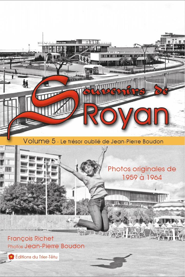 Souvenirs de Royan 5, couverture