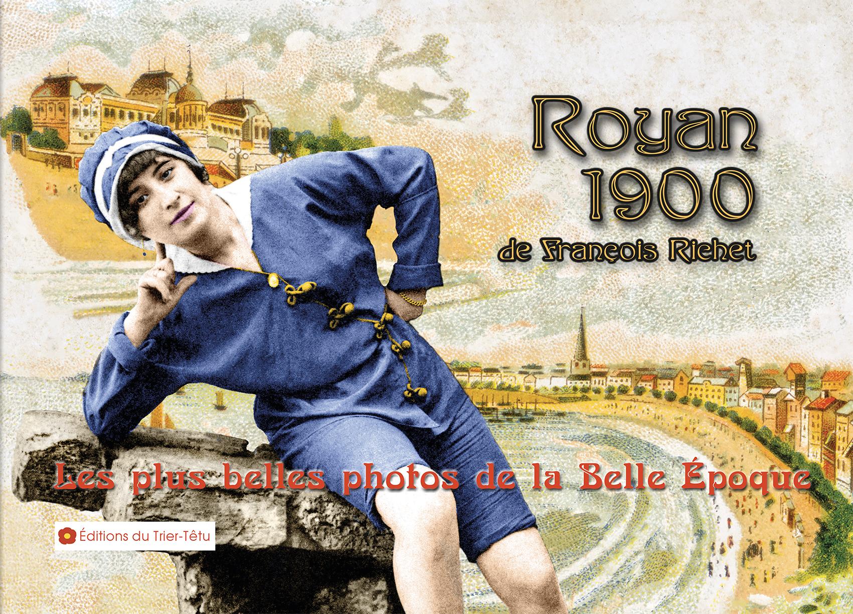 Royan 1900, couverture