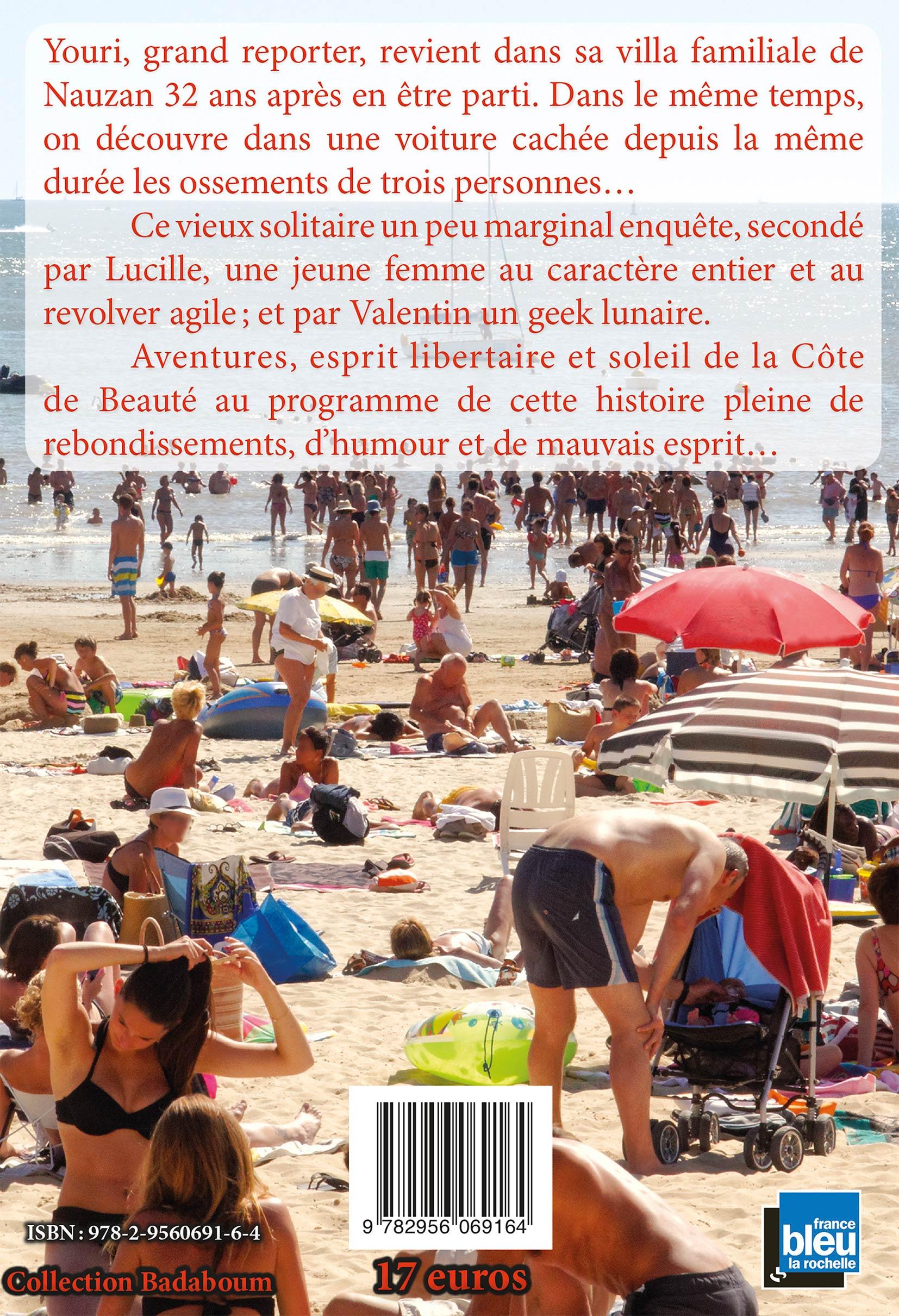 Livre Villa Maboul, couverture, présentation